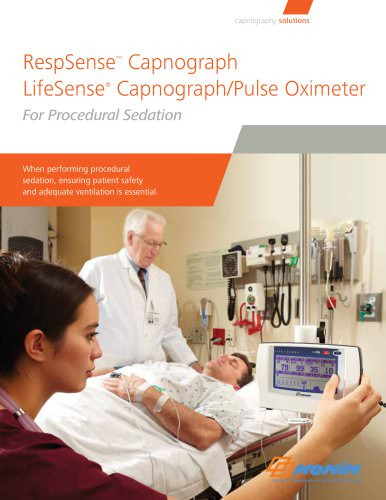 Capnography Use in Procedural Sedation