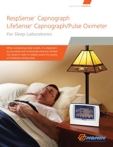 Capnography Use in Sleep Labs