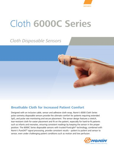 Cloth 6000C Series