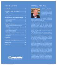 Dr Petty GO2 Brochure - 2