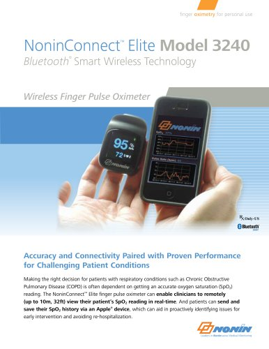 NoninConnect Elite 3240