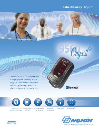Onyx II, Model 9560 Brochure