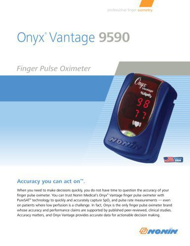 Onyx Vantage 9590