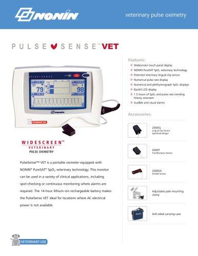 PulseSense VET Brochure