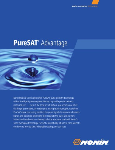 PureSAT Advantage