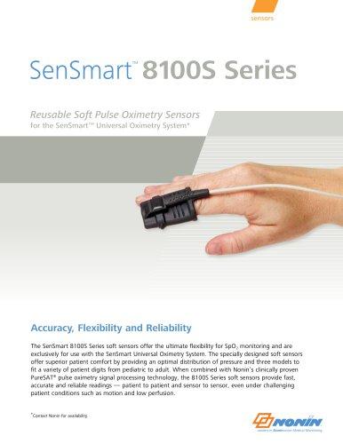 SenSmart 8100 Soft SpO2 Sensor