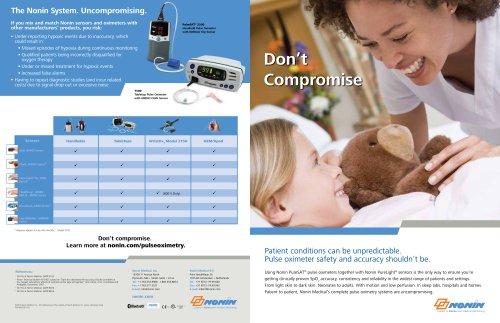 System Story Brochure
