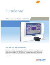 WIDESCREEN  Pulse Oximeter - 1