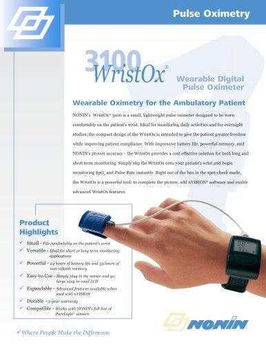 WristOx 3100 Brochure