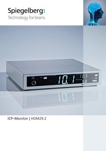ICP–Monitor   HDM29.2
