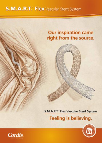S.M.A.R.T.™ Flex Vascular Stent System