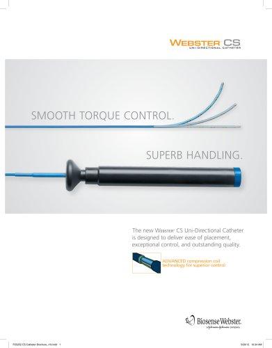 Webster® CS Uni-Directional Catheter