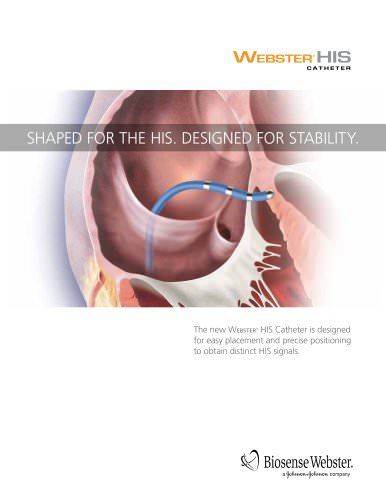 Webster® HIS Catheter