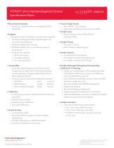 VITROS® 3600 Immunodiagnostic System1 Specifications Sheet