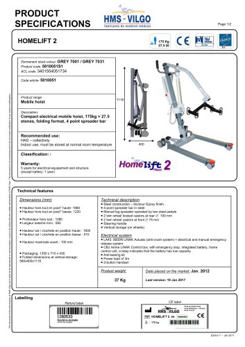 Homelift 2