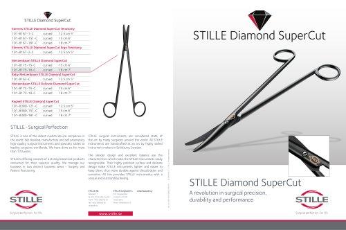 STILLE Diamond SuperCut