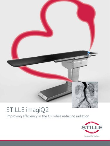 Stille imagiQ2: The Low-dose Surgical imaging table
