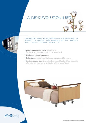 Aldrys' Evolution II Bed