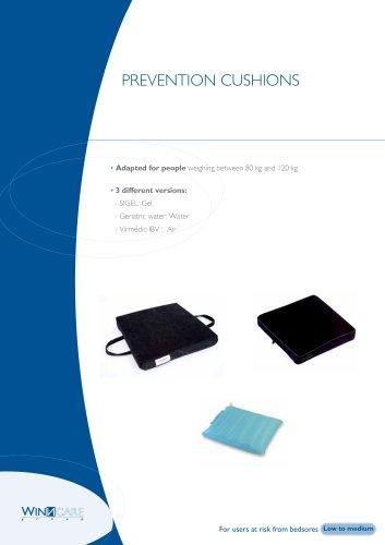Sigel prevention cushion