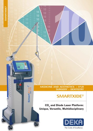 SmartXide2 - Medicine and aesthetics