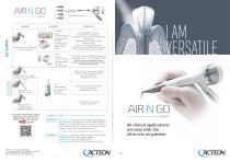 Air N Go easy airpolisher