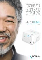Piezotome Cube range & tips