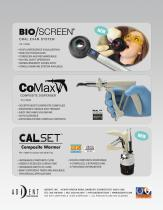 BIO/SCREEN® | CoMax | CALSET™