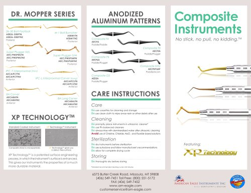 Composite Instruments