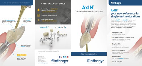 AxIN® overview