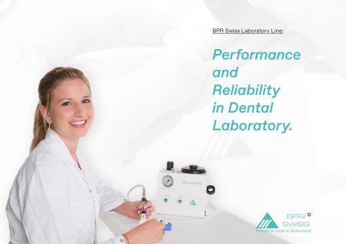 BPR Swiss Laboratory Line
