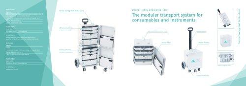 Denta-Trolley and Denta-Case