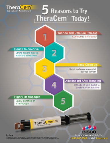 5 Reasons to Try TheraCem® Today!