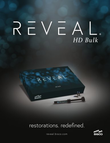 REVEAL HD Bulk