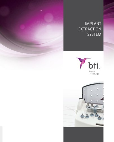 IMPLANT EXTRACTION SYSTEM