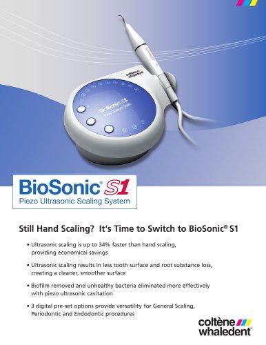 BioSonic S1 Piezo