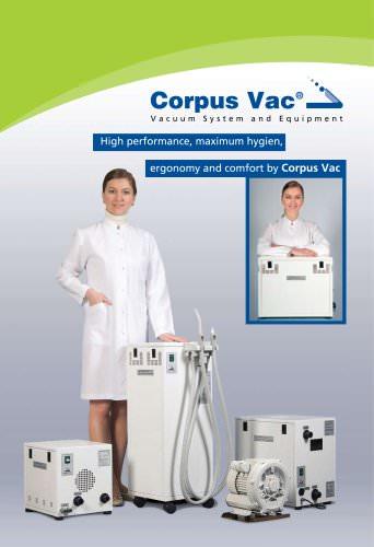 Corpus Vacuum & Dental Suction Systems