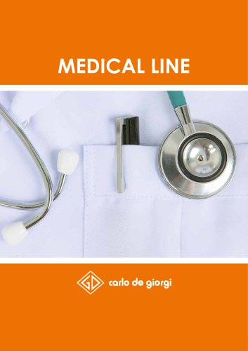 MEDICAL, BEAUTY MED AND VETERINARY LINE