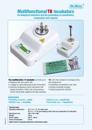 Multifunctional TB lncubators