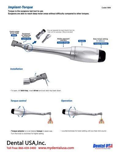 Implant Torque