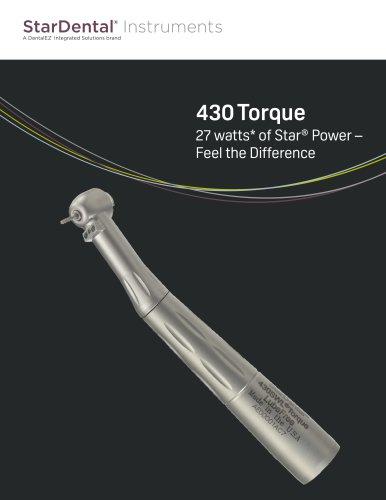 430 Torque