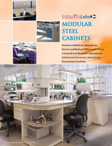 Cabinets Brochure