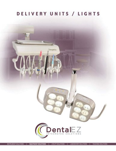 Delivery Units & Operatory Lights