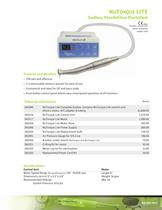 Electric Handpieces 2012 - 2