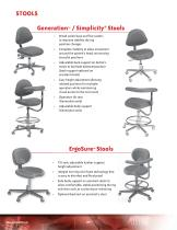 Equipment Packages & Seating (Chairs & Stools) - 12