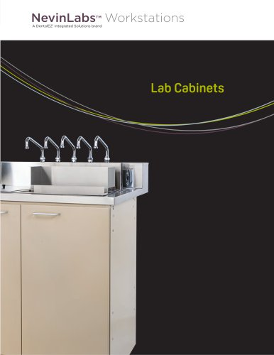 NevinLabs Lab Cabinets