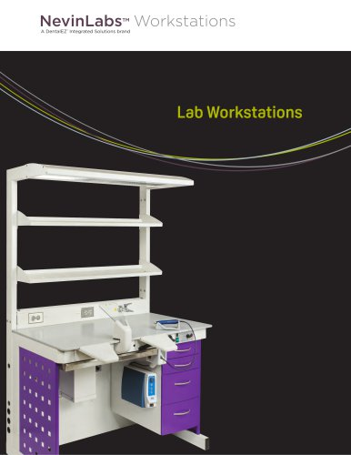 NevinLabs Lab Workstations