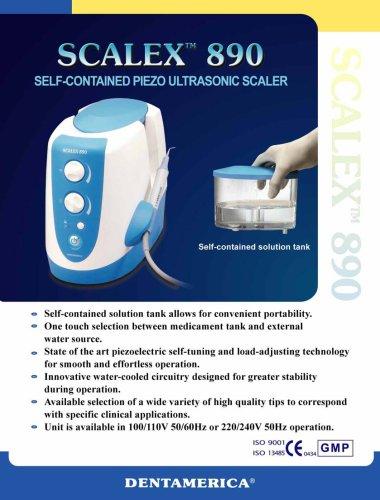 SCALEX 890 Self-Contained Piezo Ultrasonic Scaler