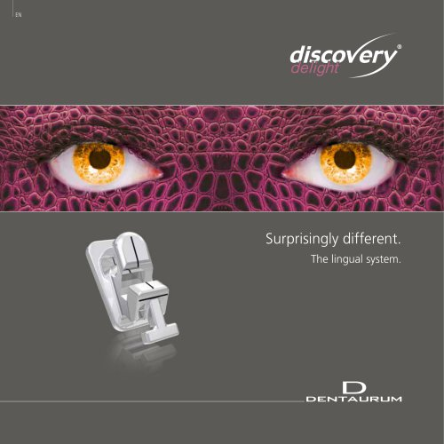 discovery® delight