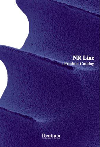 NR Line Product Catalog