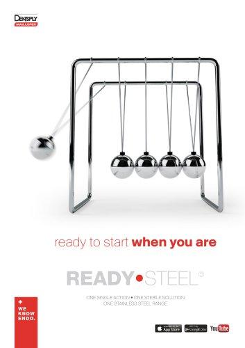 READY STEEL